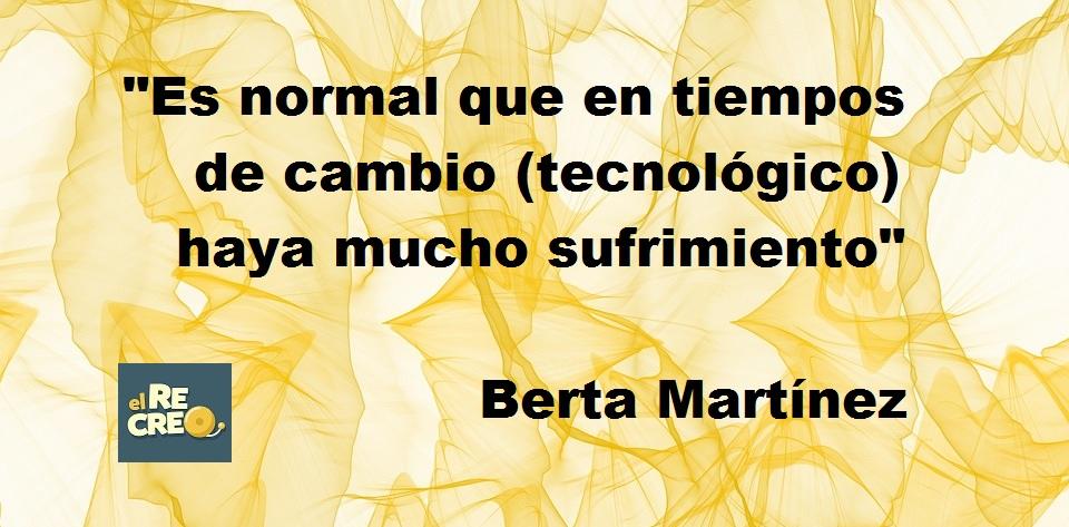 Portada Berta Twitter y Blog